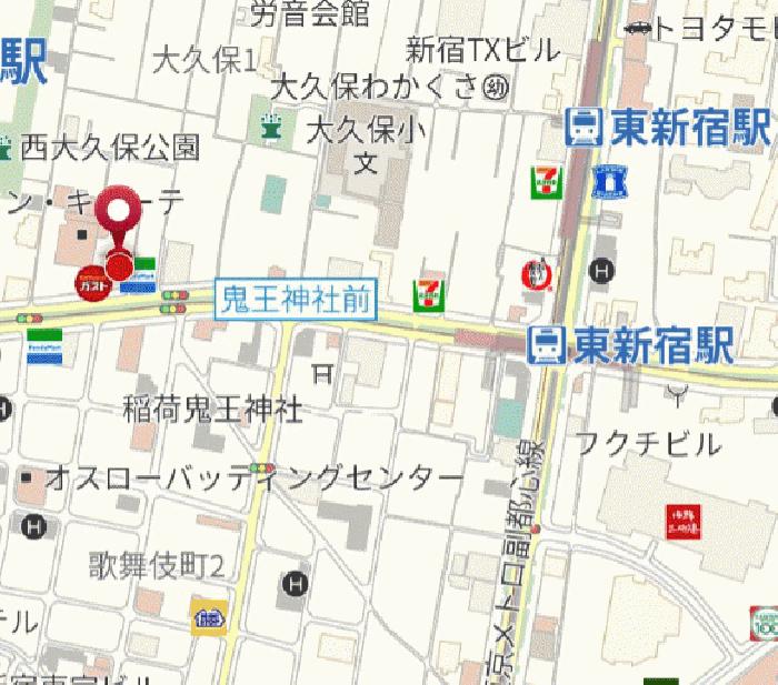 カーサ第二新宿_2
