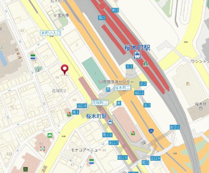 グリフィン横浜・桜木町駅前_2