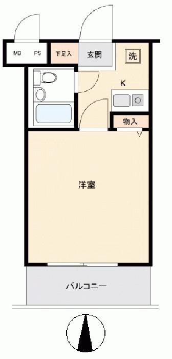 クリオ片倉町伍番館_6