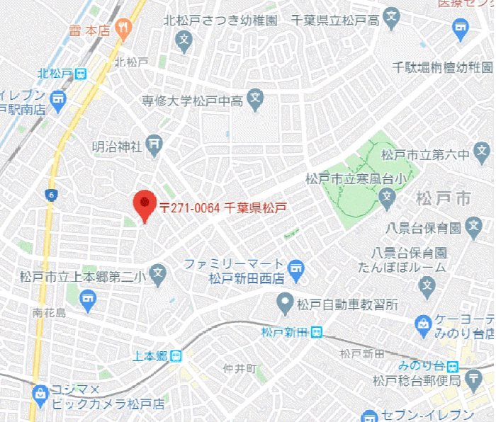 上本郷第2京葉マンション_2