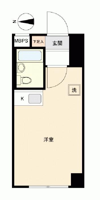 メゾン第一上井草_6