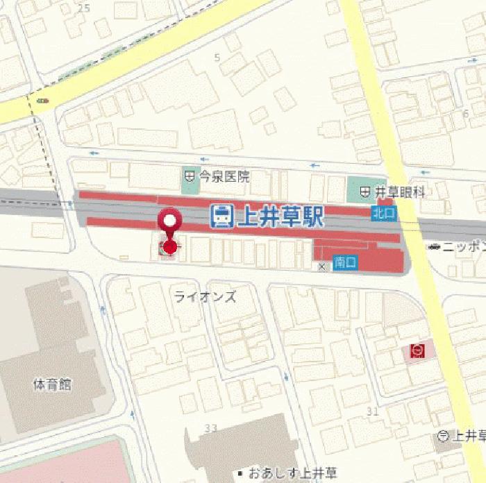 メゾン第一上井草_2
