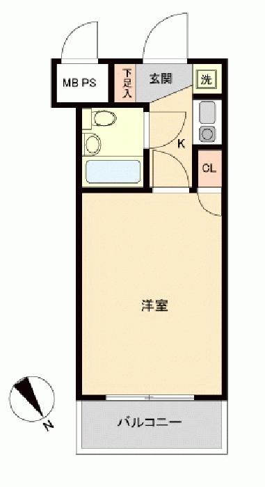 クリオ山手弐番館_6