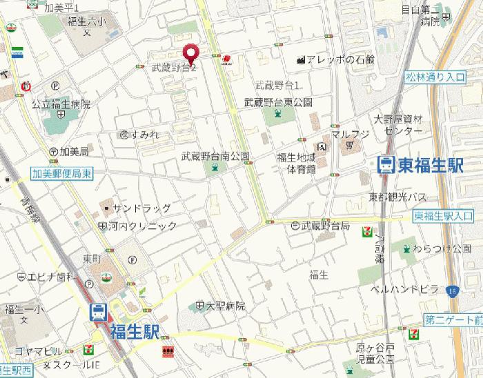 クリオ福生フアースト_2