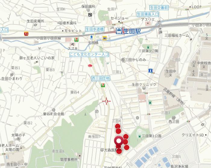 西三田団地4-5号棟_3