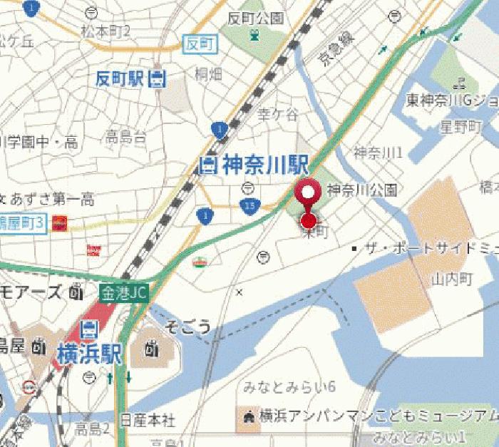ライオンズマンション横浜_3