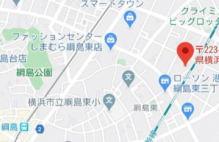 スカイコート綱島第2_2