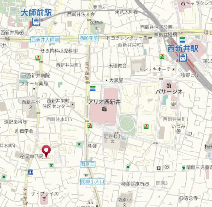 秀和西新井レジデンス_5