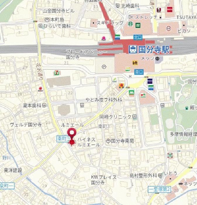ガラ・ステージ国分寺_2