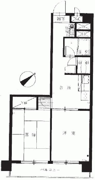 松戸第八マンション_6