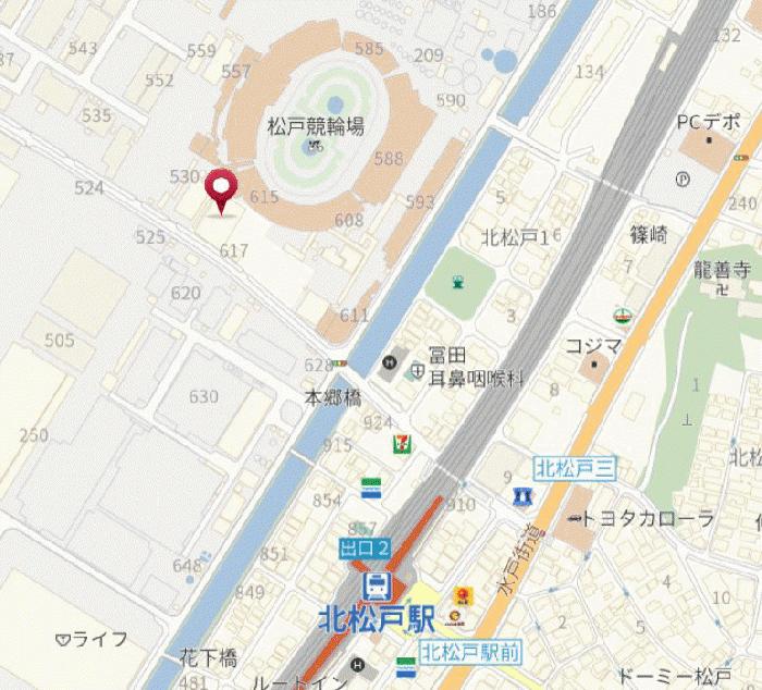 松戸第八マンション_2