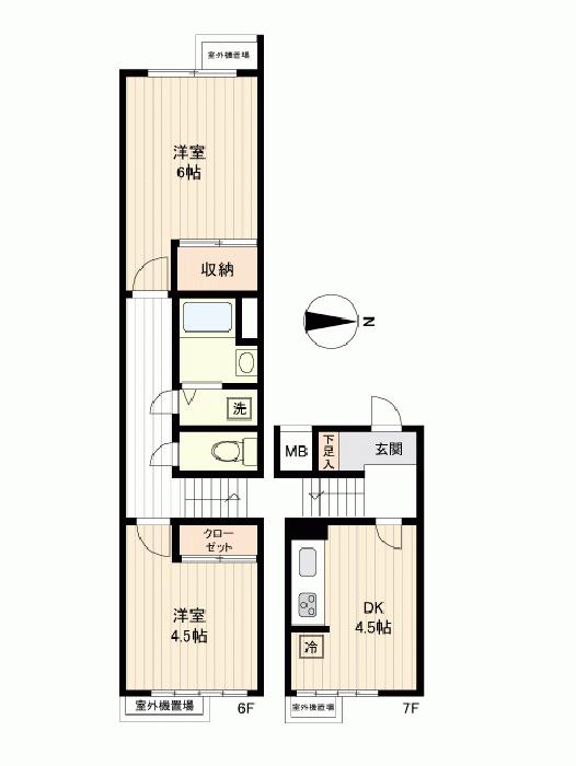 鍋屋横丁住宅_6