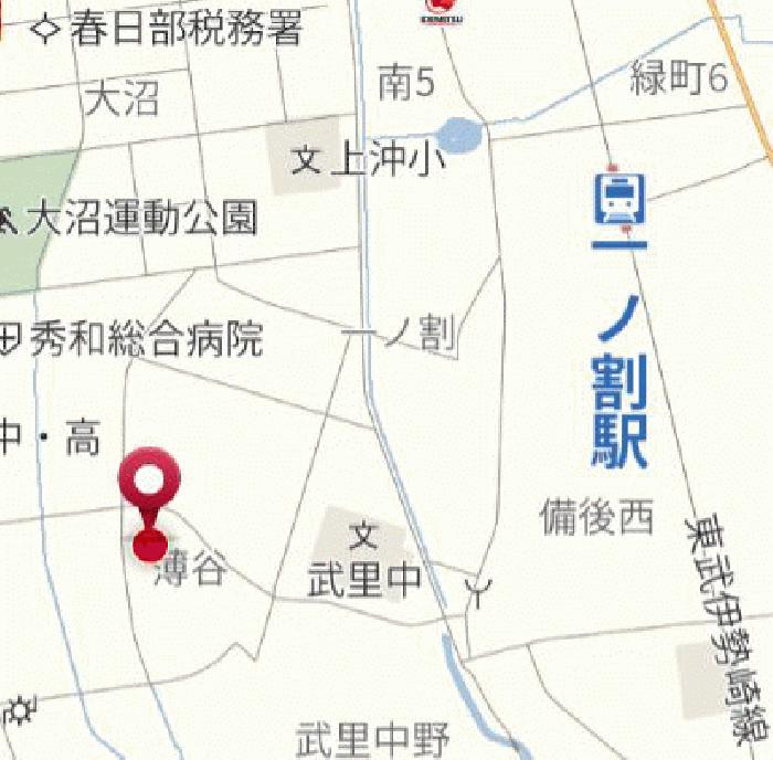 春日部市薄谷211-5 戸建_2
