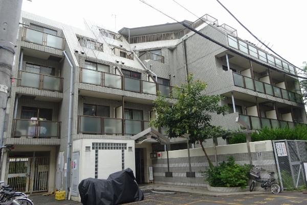 ペガサスマンション渋谷本町