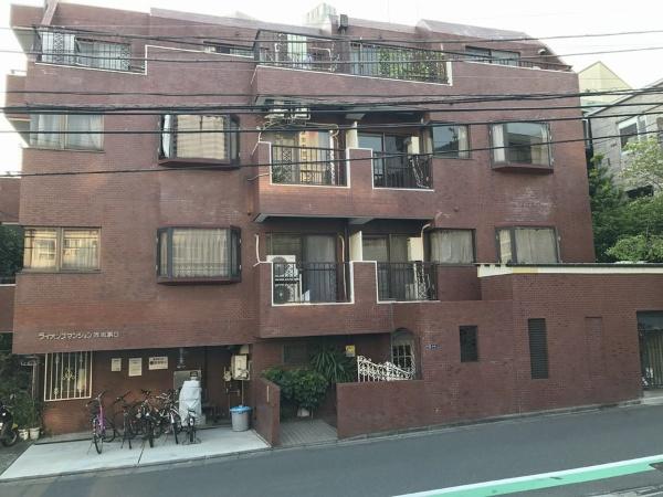 ライオンズマンション赤坂第3