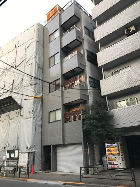 台東区入谷二丁目ビル