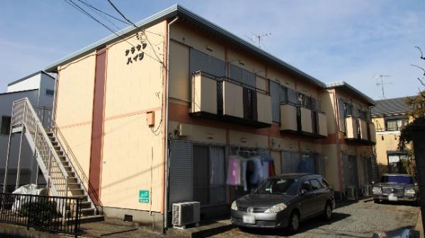 川崎市宮前区菅生6丁目アパート