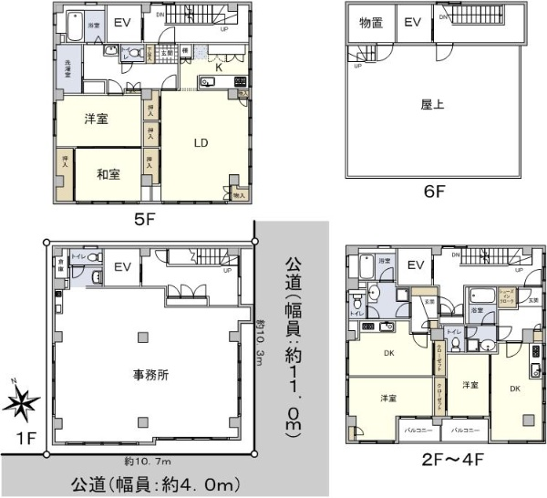 文京区湯島2丁目一棟マンション_6
