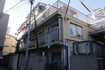 渋谷区代々木3丁目一棟マンション