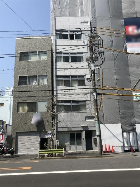 台東区浅草5丁目一棟ビル