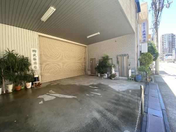 大阪市平野区平野西4丁目倉庫兼事務所_2