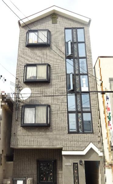 大阪市平野区平野西1丁目収益マンション