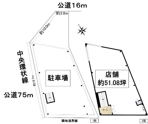 大阪市平野区長吉出戸8丁目店舗_6