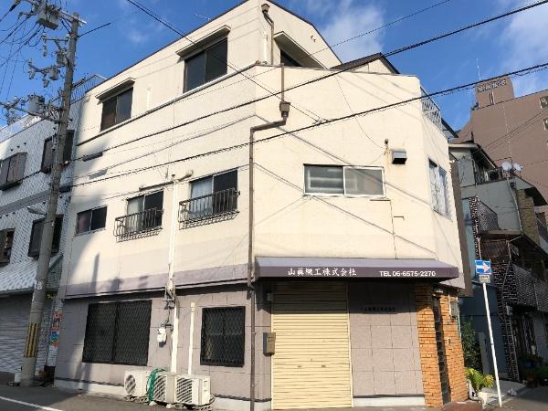 大阪市港区弁天5丁目店舗併用住宅