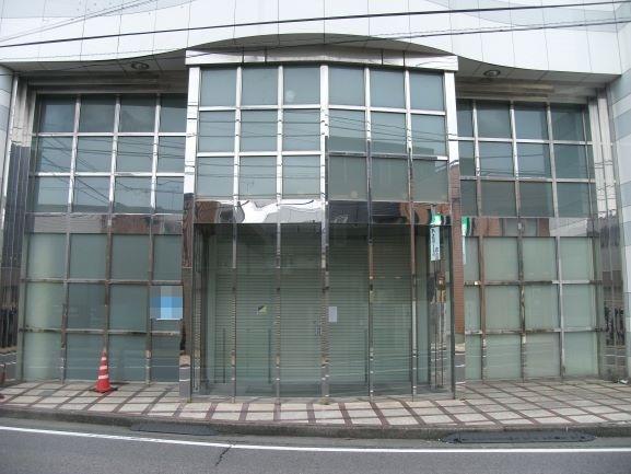 横浜市緑区中山4丁目ビル