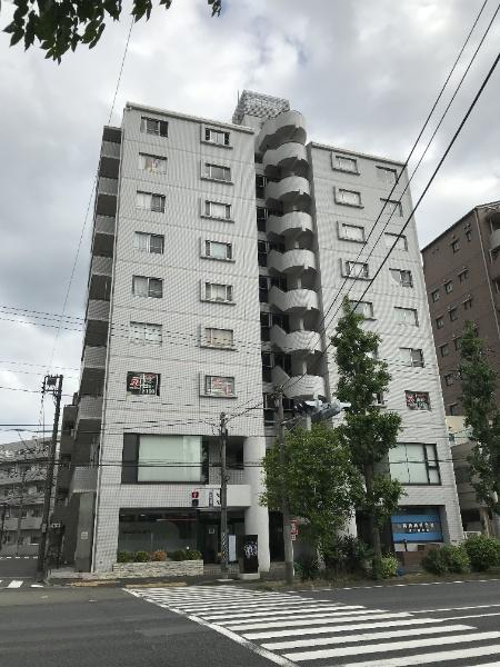 サンワイズ横浜(一棟マンション)