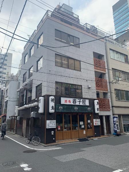 台東区上野3丁目一棟ビル