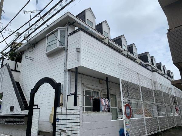 板橋区泉町一棟アパート