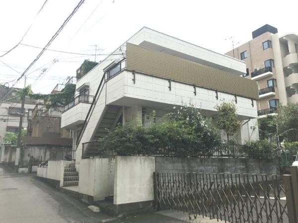 文京区小石川4丁目一棟アパート