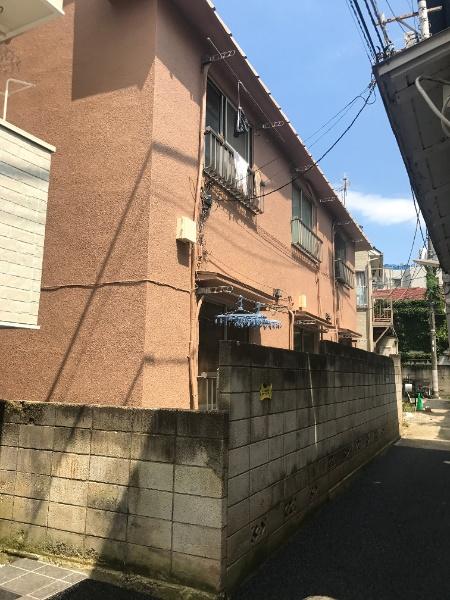 新宿区北新宿二丁目一棟アパート