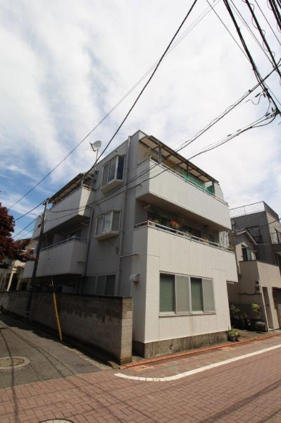 大田区下丸子3丁目一棟アパート