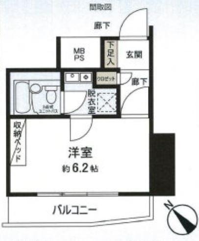 東建シティハイツ上野_6