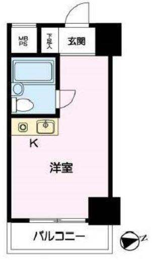 ライオンズマンション新宿第2_6
