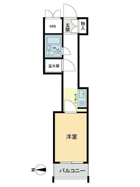 ライオンズマンション上野山下_6