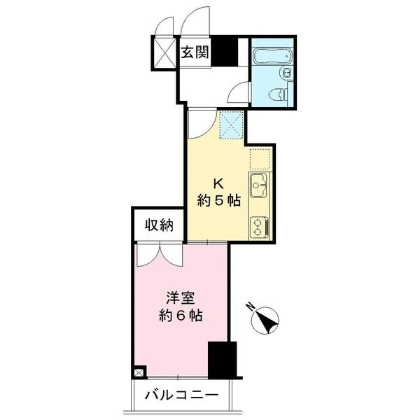セブンスターマンション第一青葉台_6
