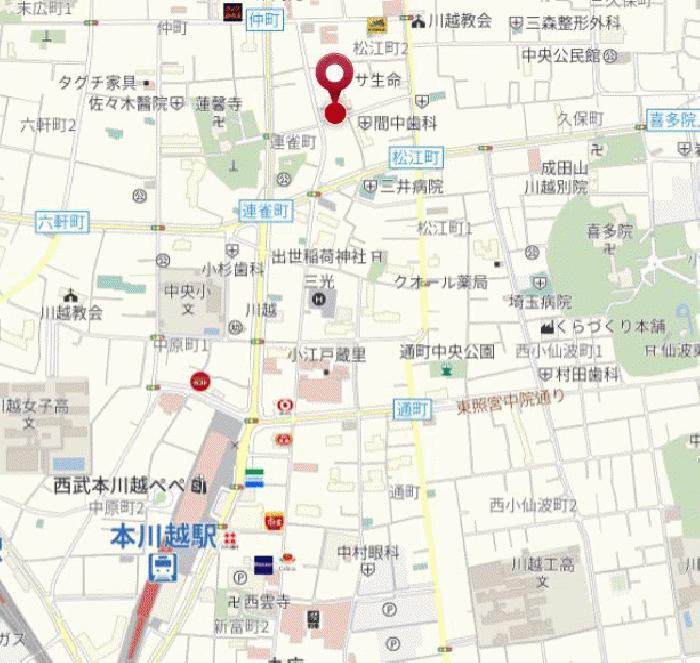キャッスルマンション川越D号館_3