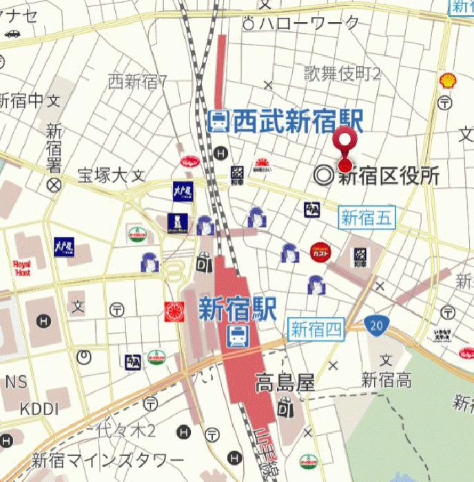 新宿ダイカンプラザ星座館_2