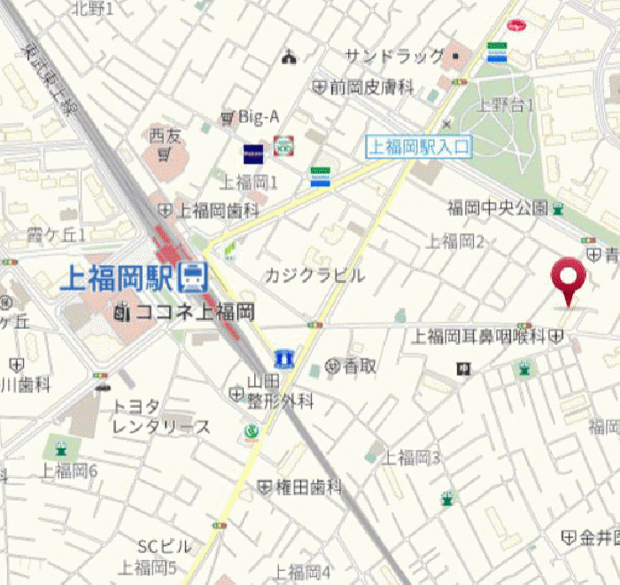 キャッスルマンション上福岡_2