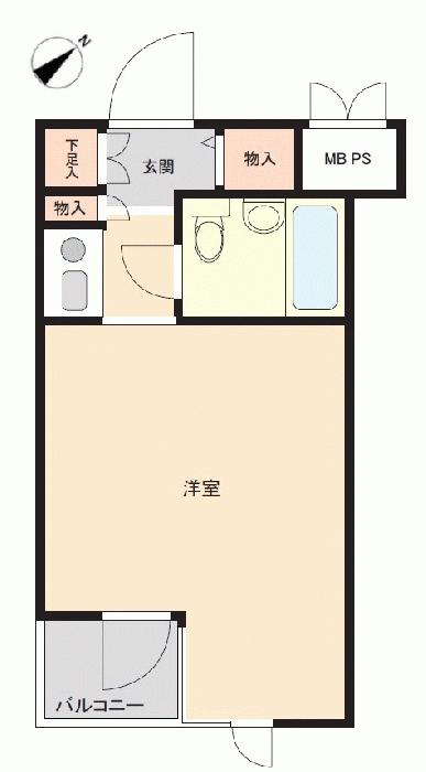 キャッスルマンション上福岡_6