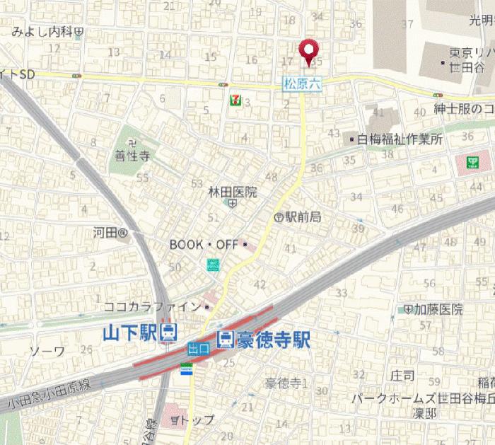 ネオハイシティ豪徳寺_2