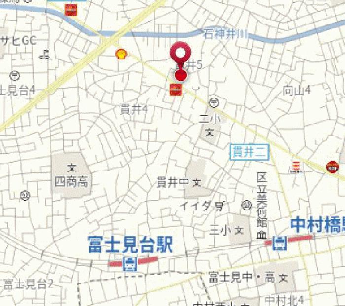 ミリオンコート富士見台_3