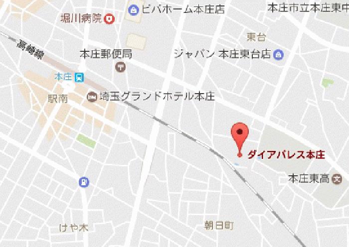 ダイアパレス本庄_2