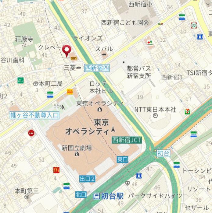 スカイコート西新宿_2