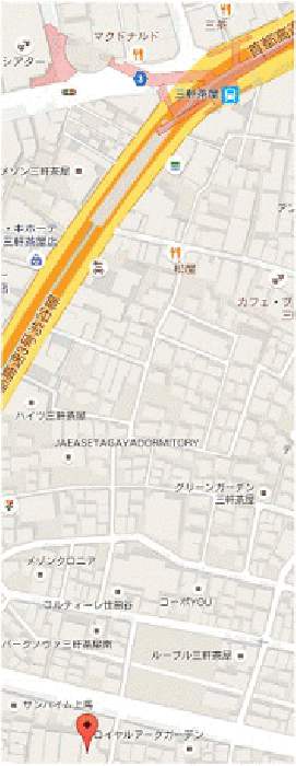 レジダンス・イン・三軒茶屋_2
