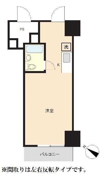 東池袋パレス◇最上階◇_6