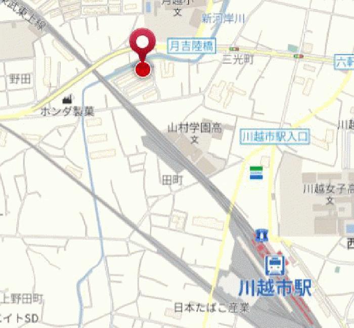 川越三光町団地3号棟_3